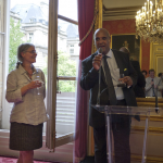 Institut Supérieur Européen du Lobbying - Promotion 2010-2011 - Remise de diplôme par le sénateur Jean-Paul Emorine - ISEL PARIS
